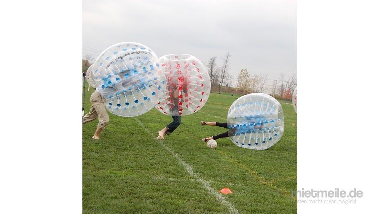 Fußball mieten & vermieten - Bubble Soccer / Bumpingball / Loopyball in Hannover