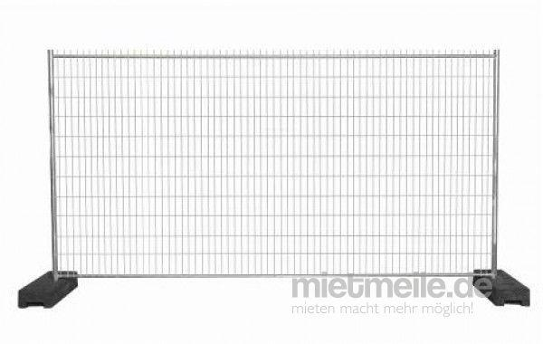 Absperrung mieten & vermieten - Hamburger Gitter - Polizeigitter - Absperrgitter in Wismar
