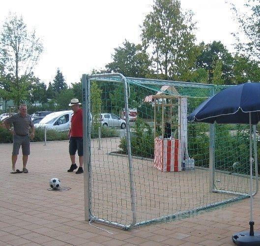 Fußball mieten & vermieten - Tor (Kleinfeldtor, Handballtor) inkl. 19% MwSt. in Münnerstadt