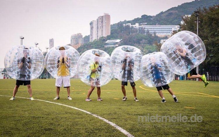 Zorbing mieten & vermieten - Bubble Soccer Ball,Jamper Ball, Fußball,Loopyball,mieten leihen Geburtstag,Feier,Party,Straßenfeste in Hannover