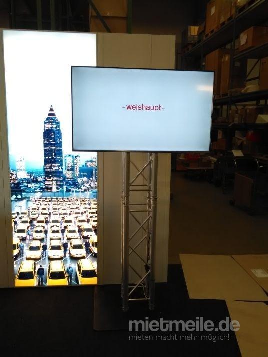 Plasmadisplays mieten & vermieten - Bildschirm mit 50 Zoll, Full HD in Eibelstadt