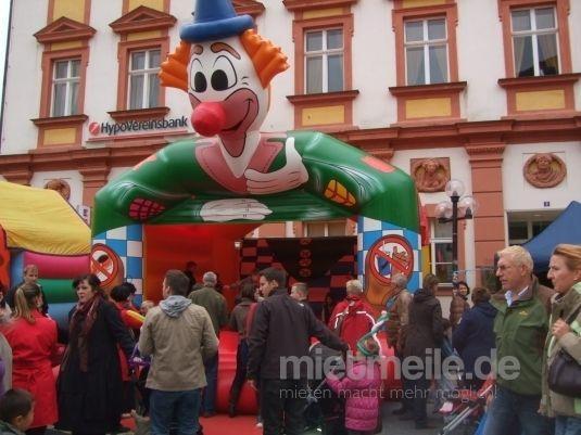 Hüpfburg mieten & vermieten - Hüpfburg Clown groß in Eibelstadt
