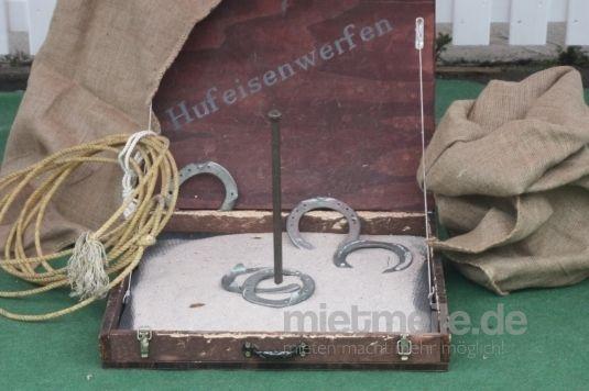 Gewinnspiele mieten & vermieten - Hufeisenwerfen in Eibelstadt
