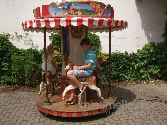 Karussell mieten & vermieten - Kinderkarussell in Eibelstadt
