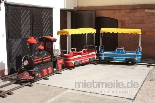 Eisenbahn mieten & vermieten - Kinderreisebahn in Eibelstadt