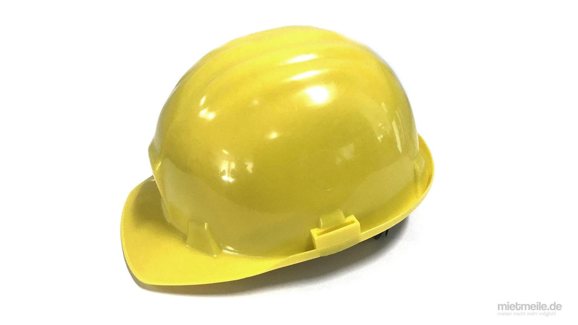 Arbeitsschutzausrüstung mieten & vermieten - Schutzhelm Bauhelm Arbeits-Helm Bauarbeiterhelm in Schkeuditz