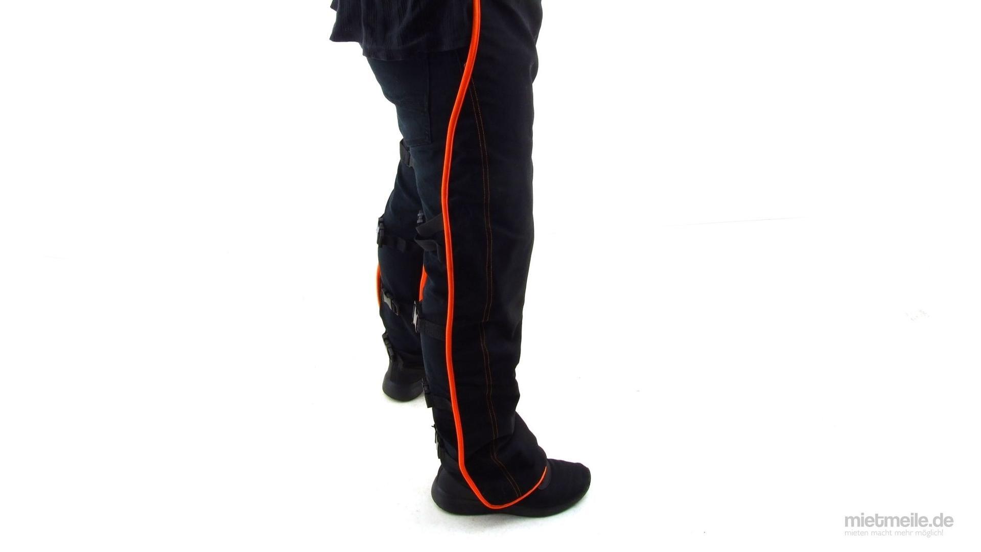 Arbeitsschutzausrüstung mieten & vermieten - Schnittschutzhose Klasse 1 Beinschutz in Schkeuditz