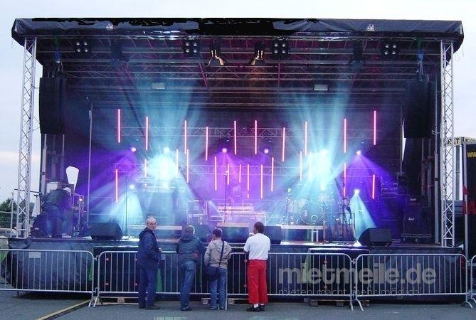 Bühne mieten & vermieten - Mobile Show - Bühne 60m² - Stagemobil für Stadtfest, Events, Festivals & Konzerte in Nürnberg