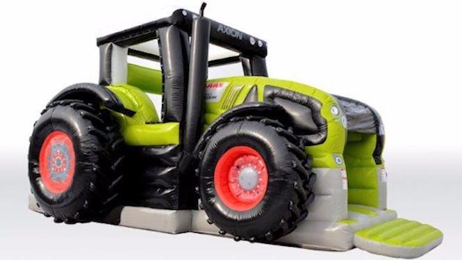 Hüpfburg mieten & vermieten - Hüpfburg Traktor | Activity Center | XXL in Chemnitz