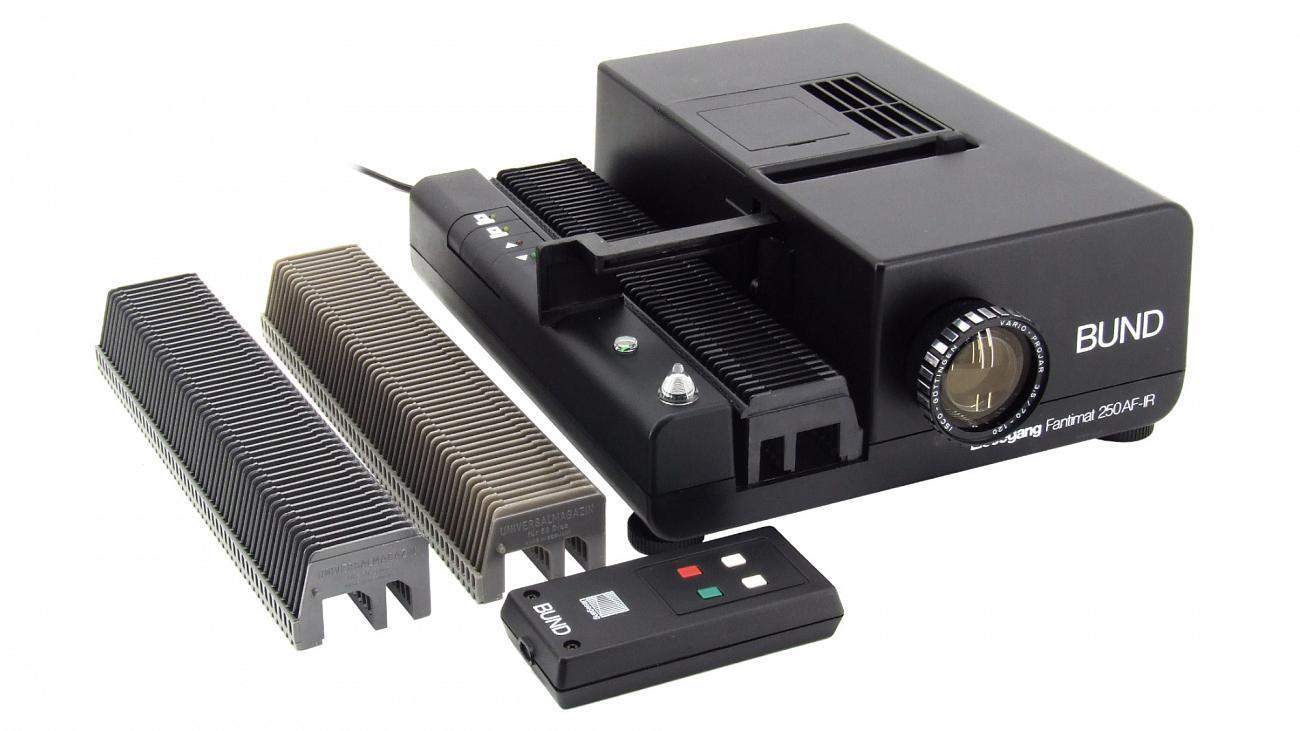 Diascanner & -projektor mieten & vermieten - Dia-Projektor Dia-Betrachter Diaskop in Schkeuditz