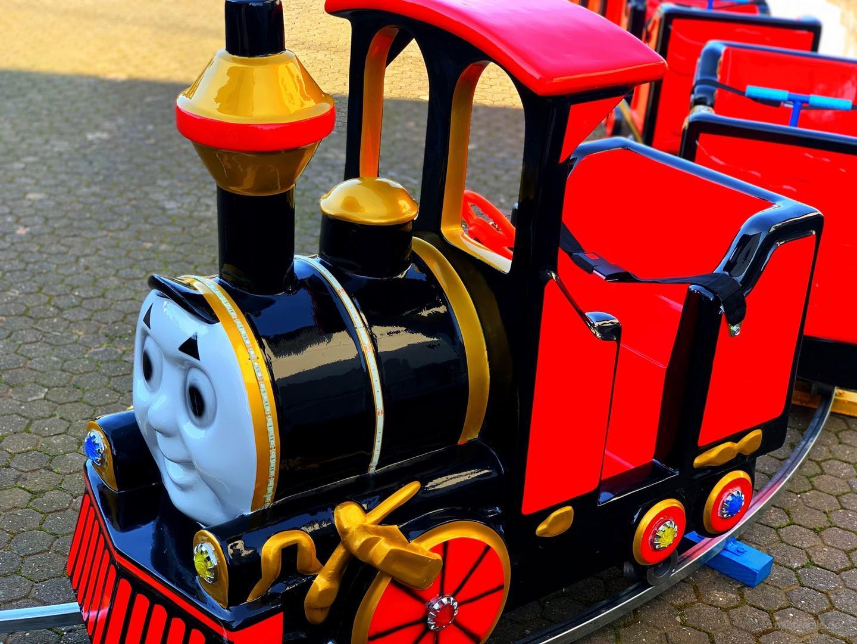 Eisenbahn mieten & vermieten - Kindereisenbahn * Eisenbahn Candysaar.de Express in Illingen