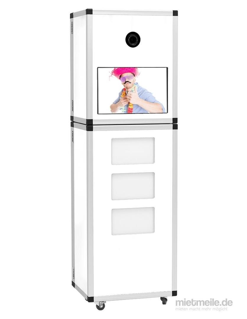 Fotobox mieten & vermieten - prof. Fotobox / Photo-Booth mieten in Dachwig