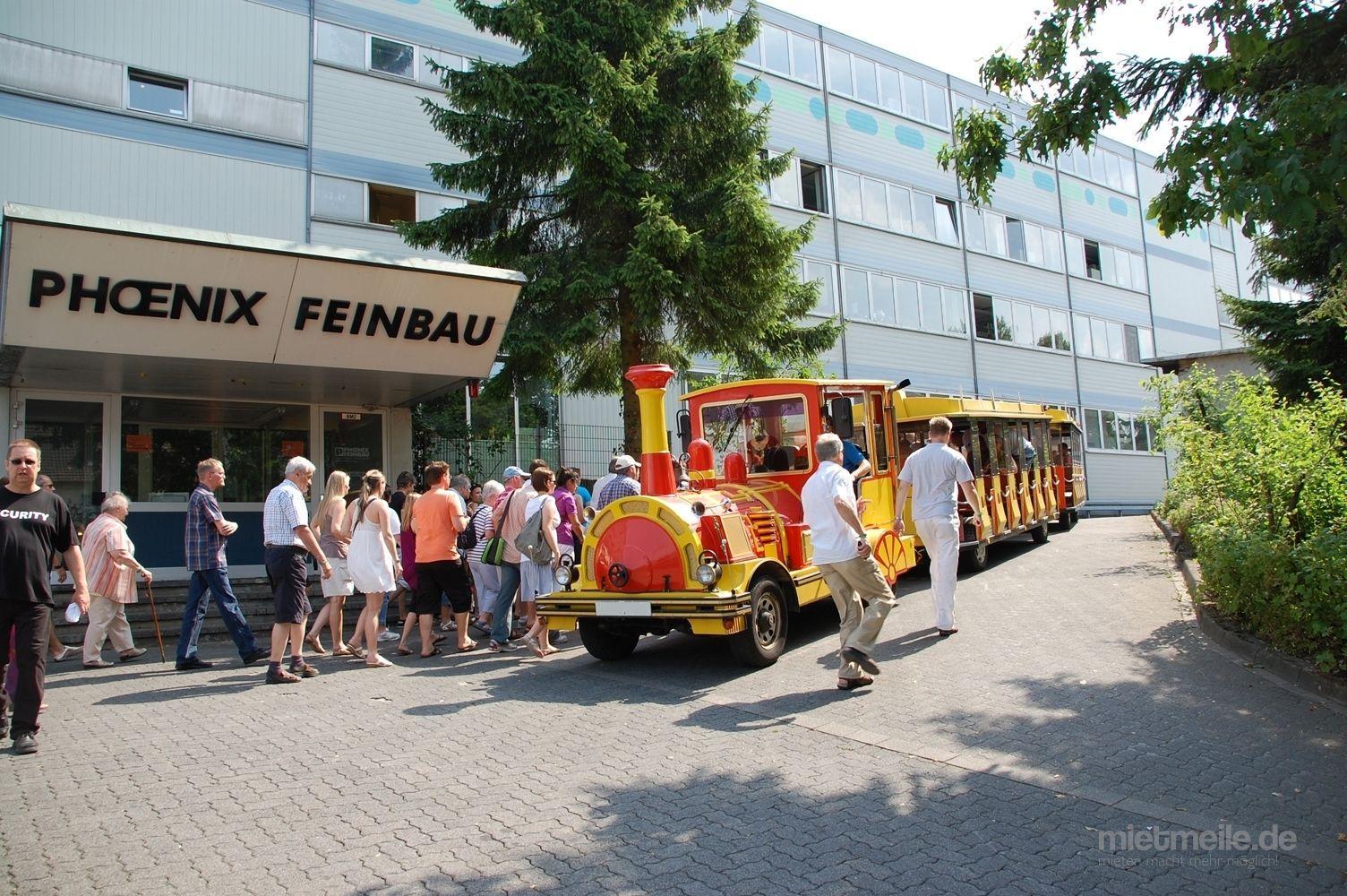 Eisenbahn mieten & vermieten - WEGEBAHN JUMBO MIT 56 PLÄTZEN / BIMMELBAHN / KINDER EISENBAHN in Köln