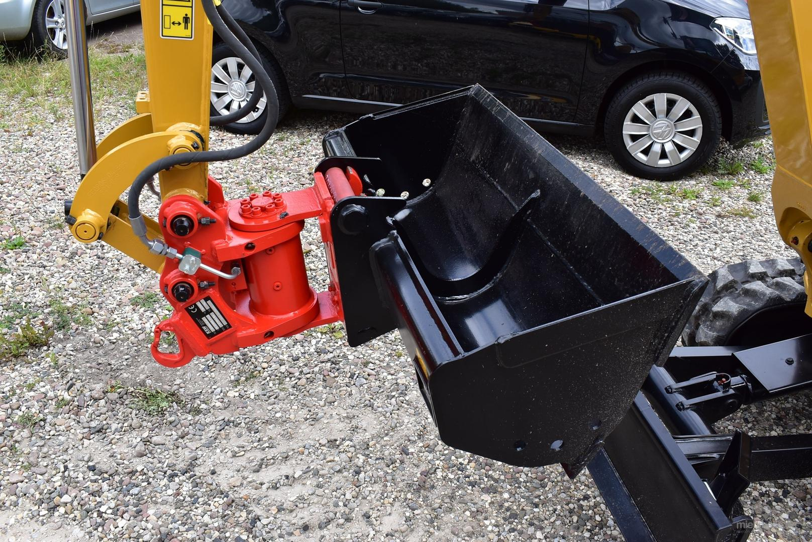 Minibagger mieten & vermieten - CAT 301.6 Minibagger|inkl. 3 Löffel| Hydraulisch schwenkbar| Powertilt Schnellwechsler|Vollkabine mit Heizung, Klima, Radio und Sitzfederung| Bagger| Mobilbagger in Celle