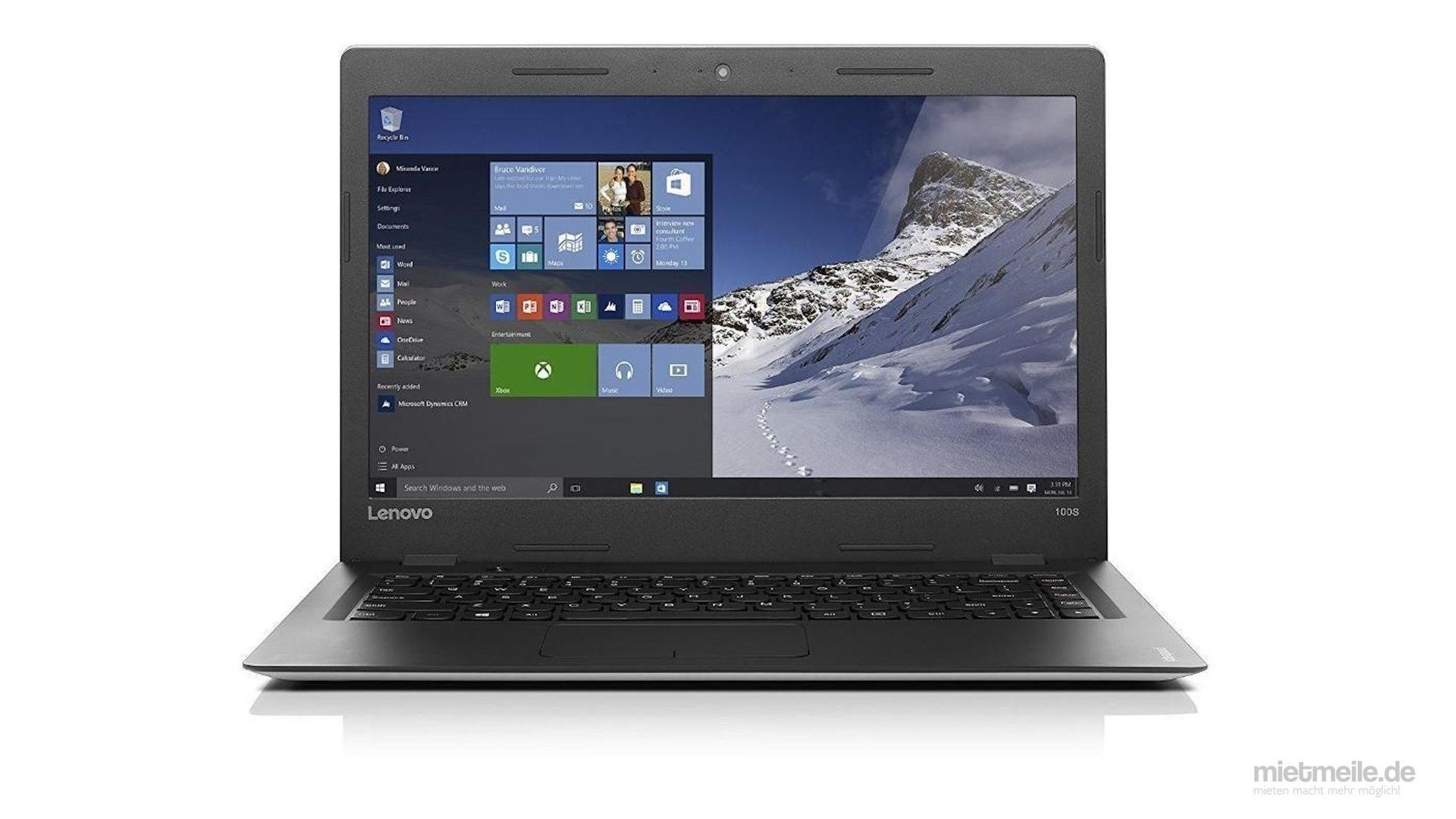 Laptop mieten & vermieten - Laptop Netbook Notebook Lenovo IdeaPad Computer in Schkeuditz