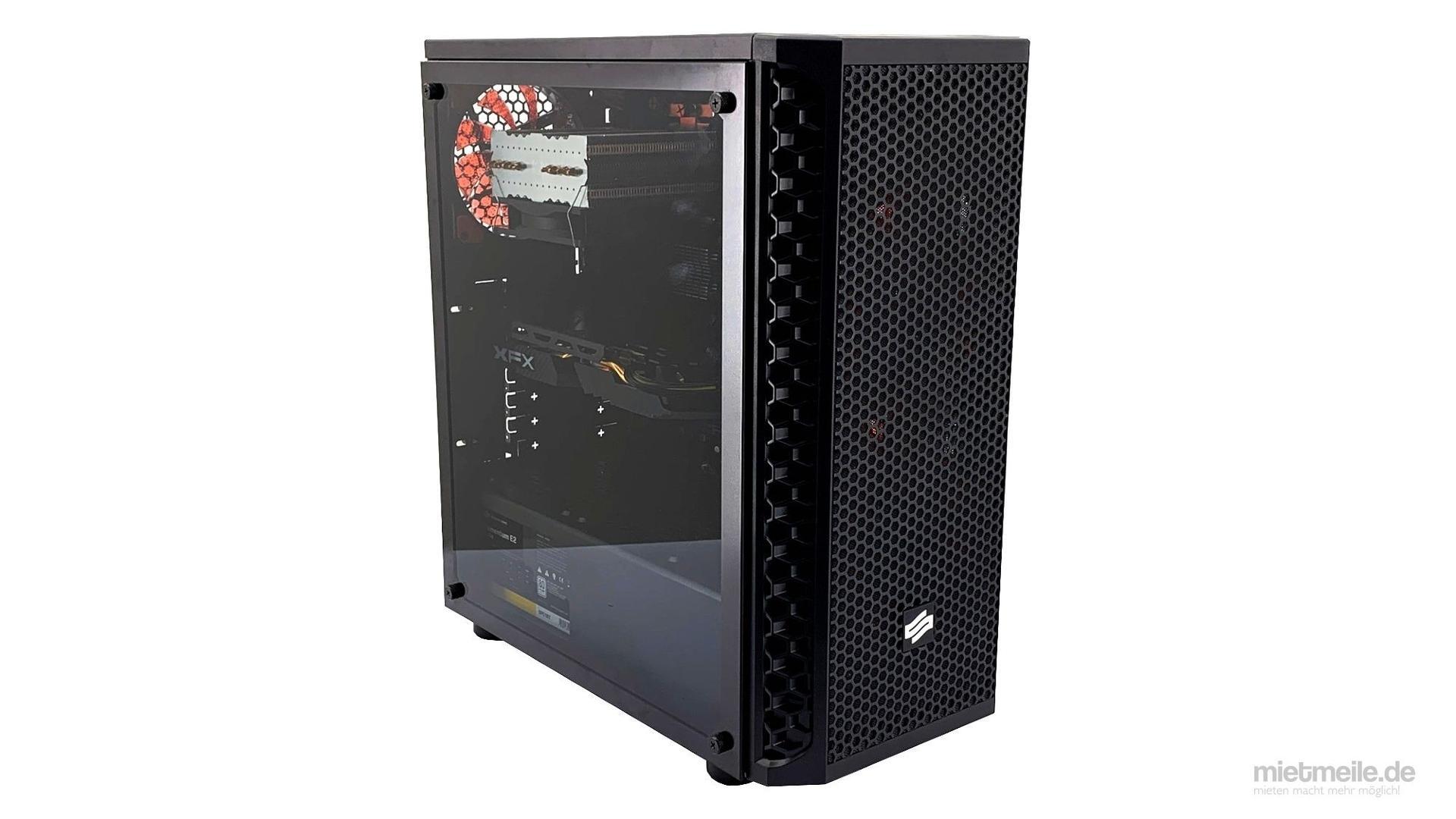 PC mieten & vermieten - 32GB 6x3.7GHz 8GB Gaming-PC Workstation Computer in Schkeuditz