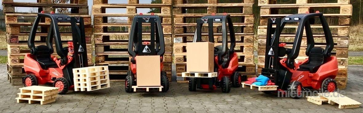 Funcars mieten & vermieten - Kindergabelstapler / Mini Stapler / Kinderfahrzeug in Sankt Ingbert