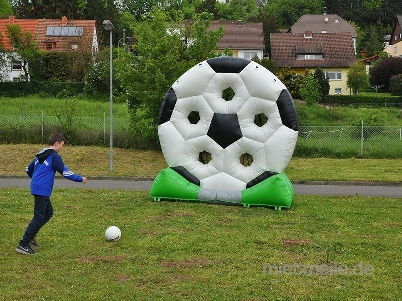 Fußball mieten & vermieten - Fußball Dart / Torwand / Rad / Tennis / Billard in Sankt Ingbert