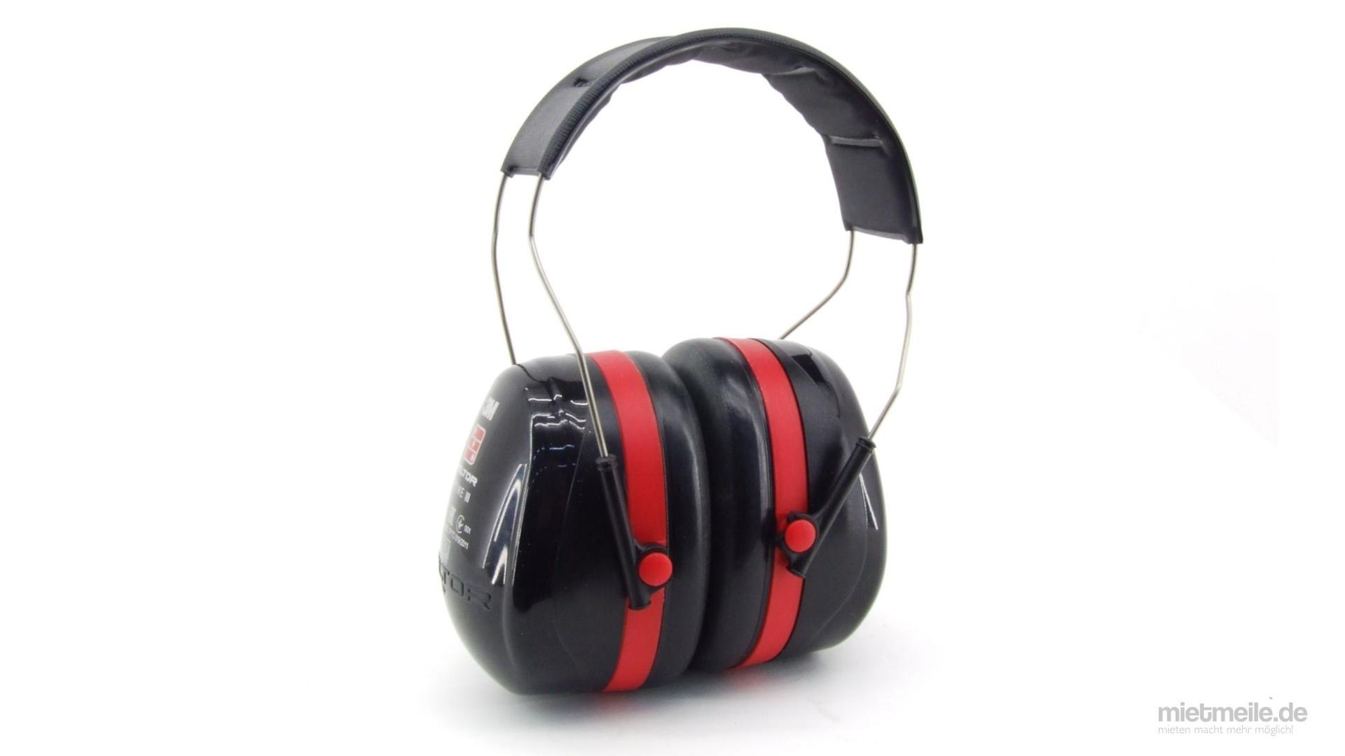 Arbeitsschutzausrüstung mieten & vermieten - Kapselgehörschutz Ohrenschützer Größenverstellbar in Schkeuditz