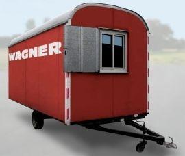 Material- & Lagercontainer mieten & vermieten - Bauwagen in Haltern am See