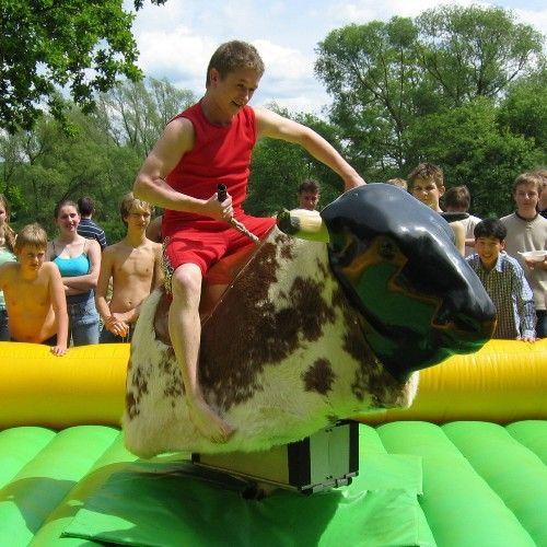 Bullriding mieten & vermieten - Bullriding - American Western Rodeo in Münnerstadt