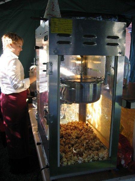 Popcornmaschine mieten & vermieten - Popcornmaschine Titan inkl. 19% MwSt. in Münnerstadt