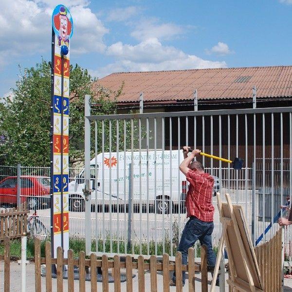 Hau den Lukas mieten & vermieten - Hau' den Lukas inkl. 19% MwSt. in Münnerstadt
