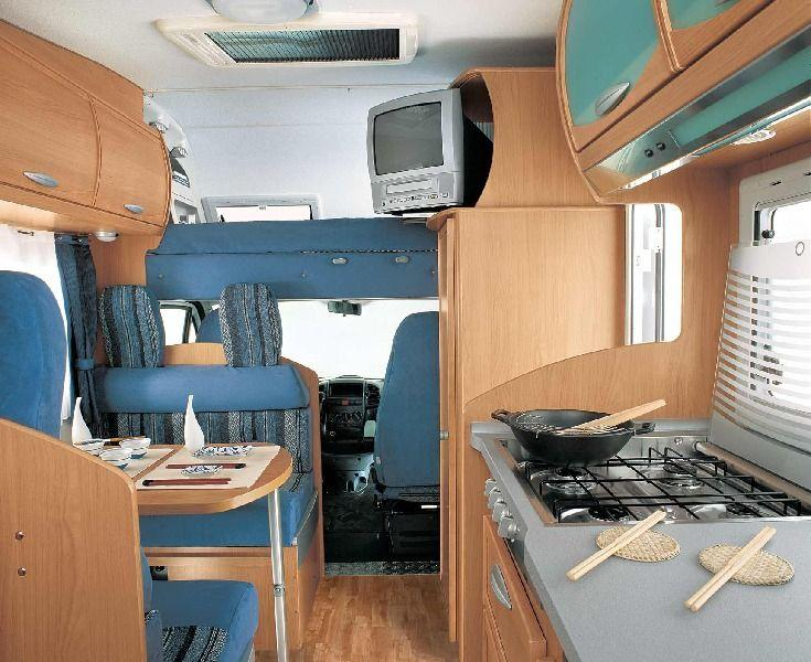 Wohnmobile mieten & vermieten - Wohnmobil Riviera 164 in Wadersloh