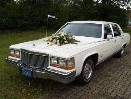 Limousinen mieten & vermieten - Cadillac Fleetwood/Limousine/Oldtimer/Mietfahrzeug/Mietwagen/Klassiker in Neumünster