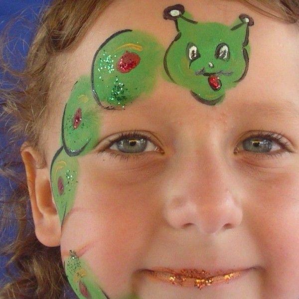 Kinderschminken mieten & vermieten - professionelles Kinderschminken inkl. 19% MwSt. in Münnerstadt