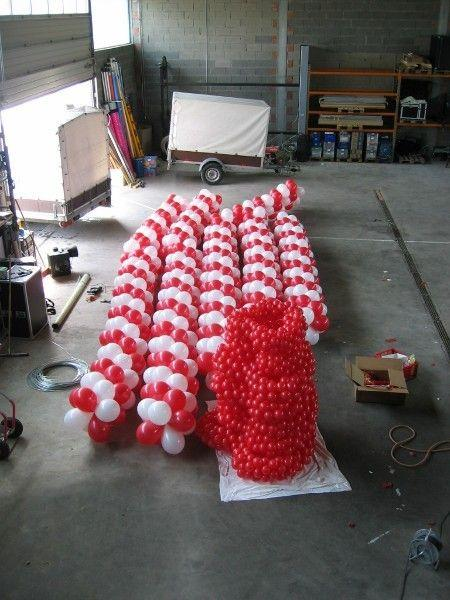 Ballons mieten & vermieten - Ballongirlande, Ballondekoration, Heliumballons inkl.19% MwSt. in Münnerstadt