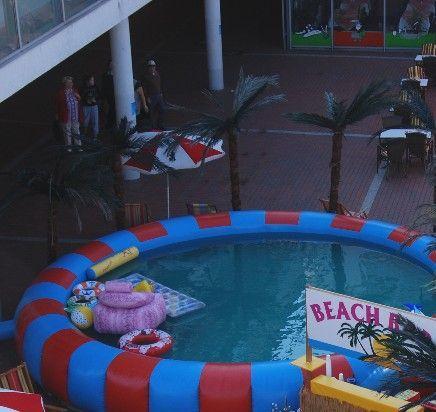 aufblasbarer pool swimmingpool mieten 353 43 eur pro. Black Bedroom Furniture Sets. Home Design Ideas
