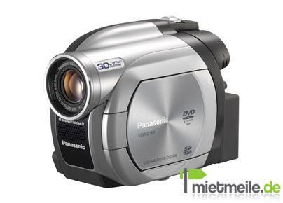 Videokamera mieten & vermieten - Camcorder div. Modelle - bundesweiter Versand in Bonn