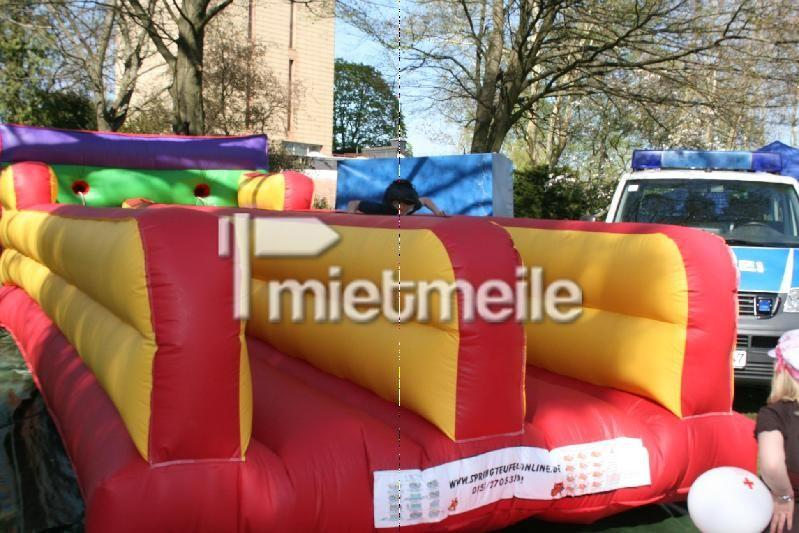 Bungee mieten & vermieten - Bungee-Run, Bungee, Bungee Run, Bungeerun in Homburg