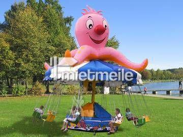 Karussell mieten & vermieten - Kinderkarussell, Kettenflieger in Alsbach-Hähnlein