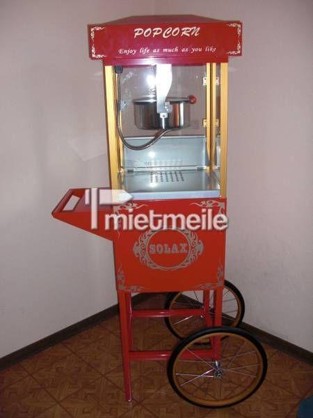 Popcornmaschine mieten & vermieten - Popcornmaschine in Alsbach-Hähnlein