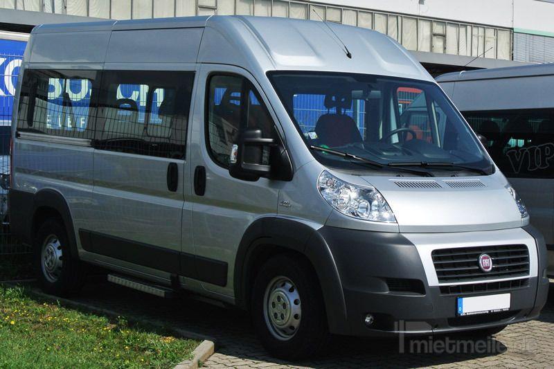 Transporter mieten & vermieten - 9-Sitzer VIP in Speyer