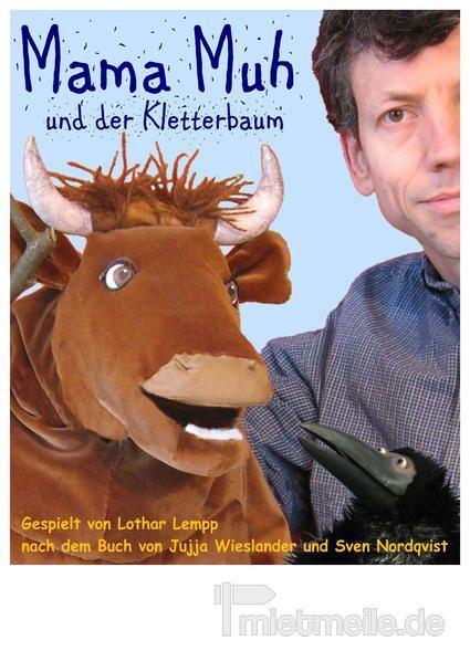 Clown mieten & vermieten - Clowntheater / Puppentheater in Bad Mergentheim