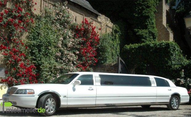 Hochzeitsauto mieten & vermieten - Stretchlimousine als Brautauto, Hochzeitlimousinen, Limousinen in Wiesbaden