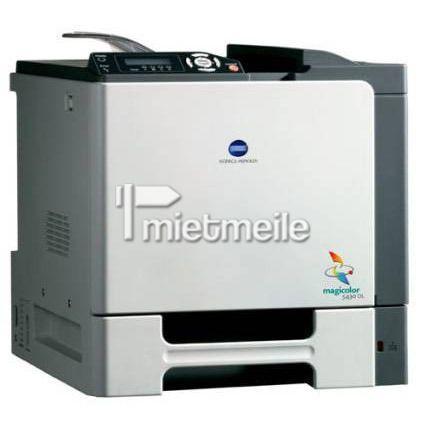 Drucker mieten & vermieten - Laserdrucker Farbe DIN A4 Farblaser Color in Berlin