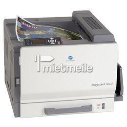 Drucker mieten & vermieten - Konica Laserdrucker DIN-A3 Color in Berlin