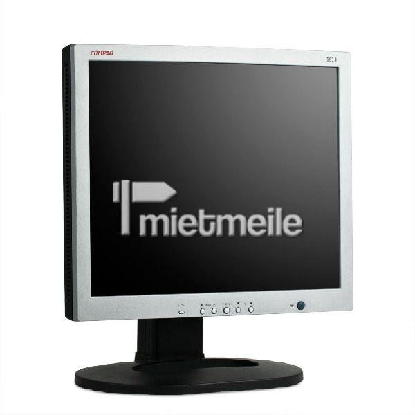 "LCD Monitore mieten & vermieten - HP 18,1"" TFT Display Monitor Bildschirm Screen in Berlin"