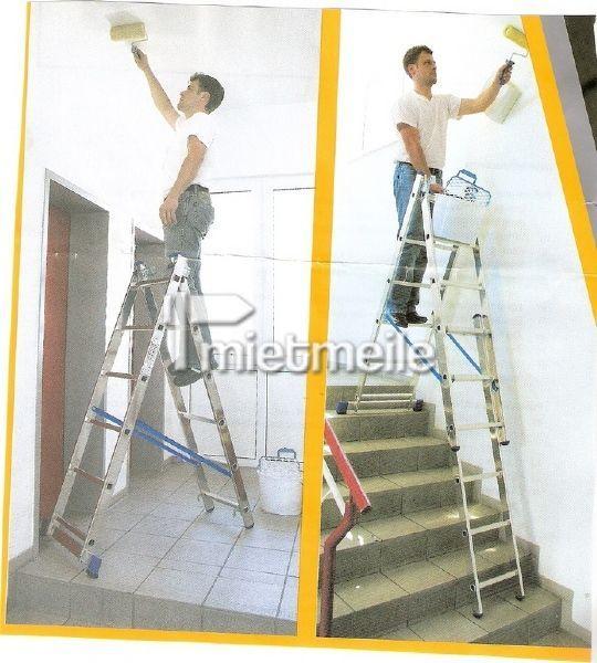 Leiter mieten & vermieten - Leiter, Leitern, Treppenleitert,  Anlegeleiter in Gröbenzell
