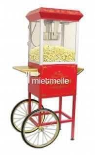 Popcornmaschine mieten & vermieten - NOSTALGISCHE POPCORNMASCHINE MIT UND OHNE PERSONAL POPCORN in Hille