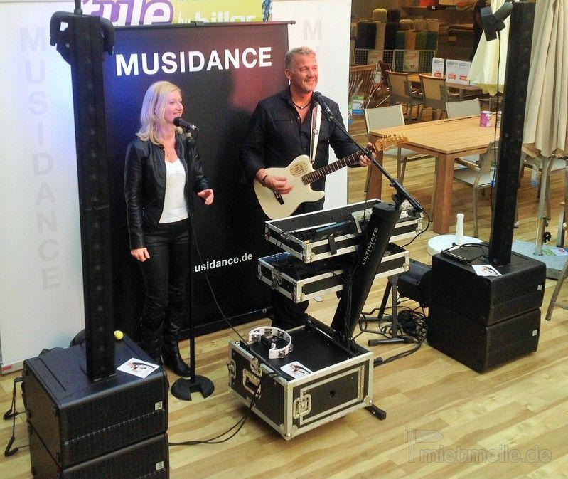 Bands mieten & vermieten - Partyband Duo  Musidance in Auerbach/Vogtland
