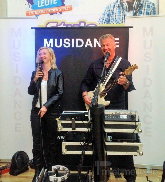 Hochzeitsband mieten & vermieten - Livemusik  Duo Musidance in Auerbach/Vogtland
