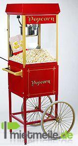 Popcornmaschine mieten & vermieten - Popcornmaschine in Hünfelden