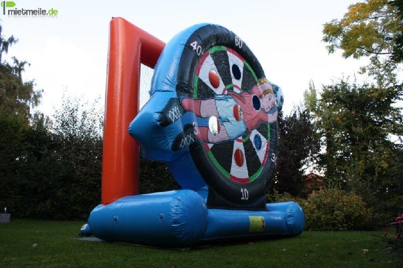 Torwand mieten & vermieten - Fußball Darts - wie Torwand in Hünfelden