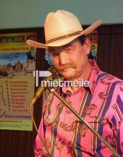 Alleinunterhalter mieten & vermieten - Alleinunterhalter Country Manny in Großenseebach