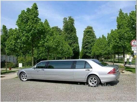 Limousinen mieten & vermieten - Mercedes-Benz Stretchlimo - Hochzeitsauto inkl. Chauffeur in Hannover